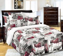 Купить постельное белье из бязи «Лондон 1» в Красноярске